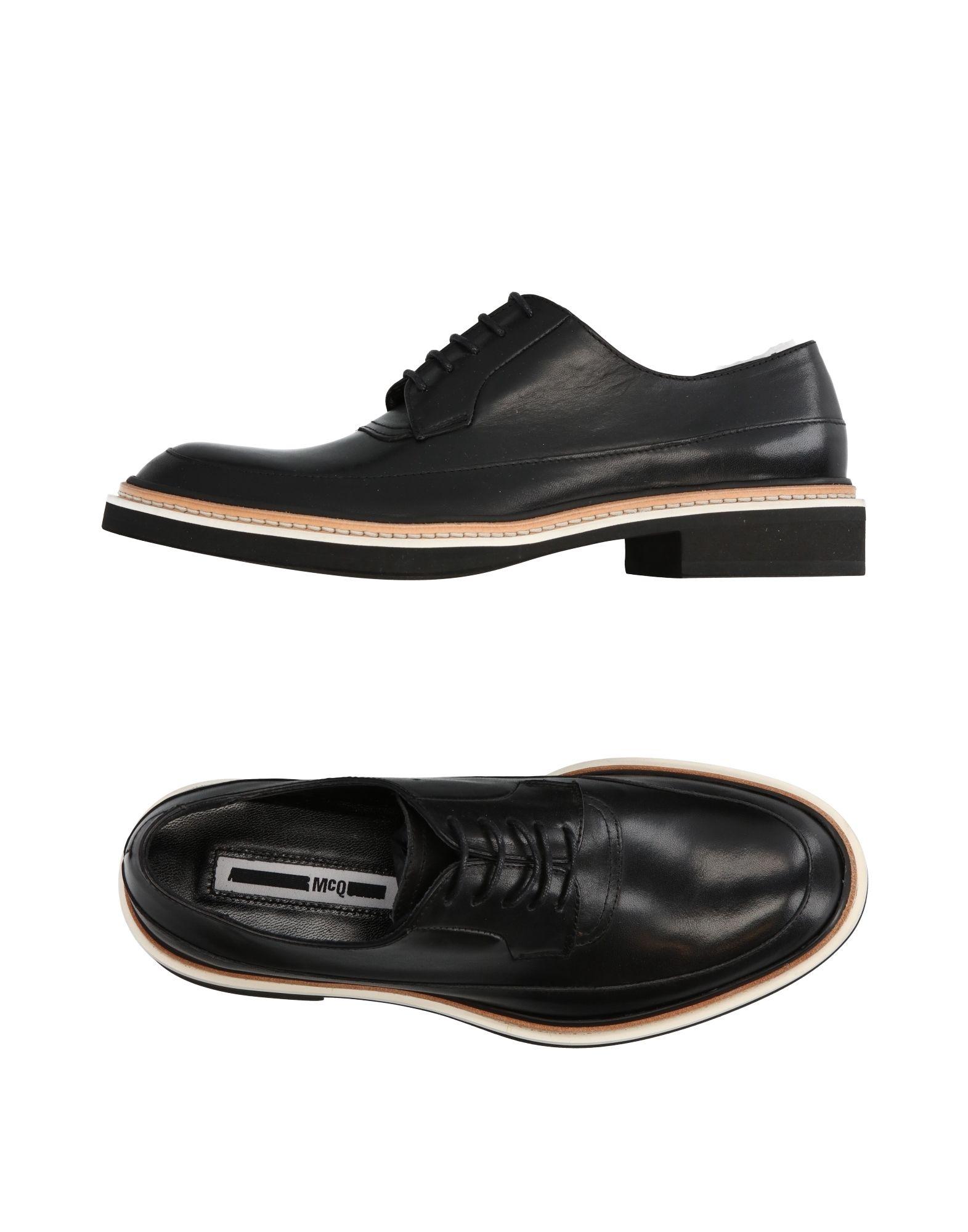 McQ Alexander McQueen Обувь на шнурках