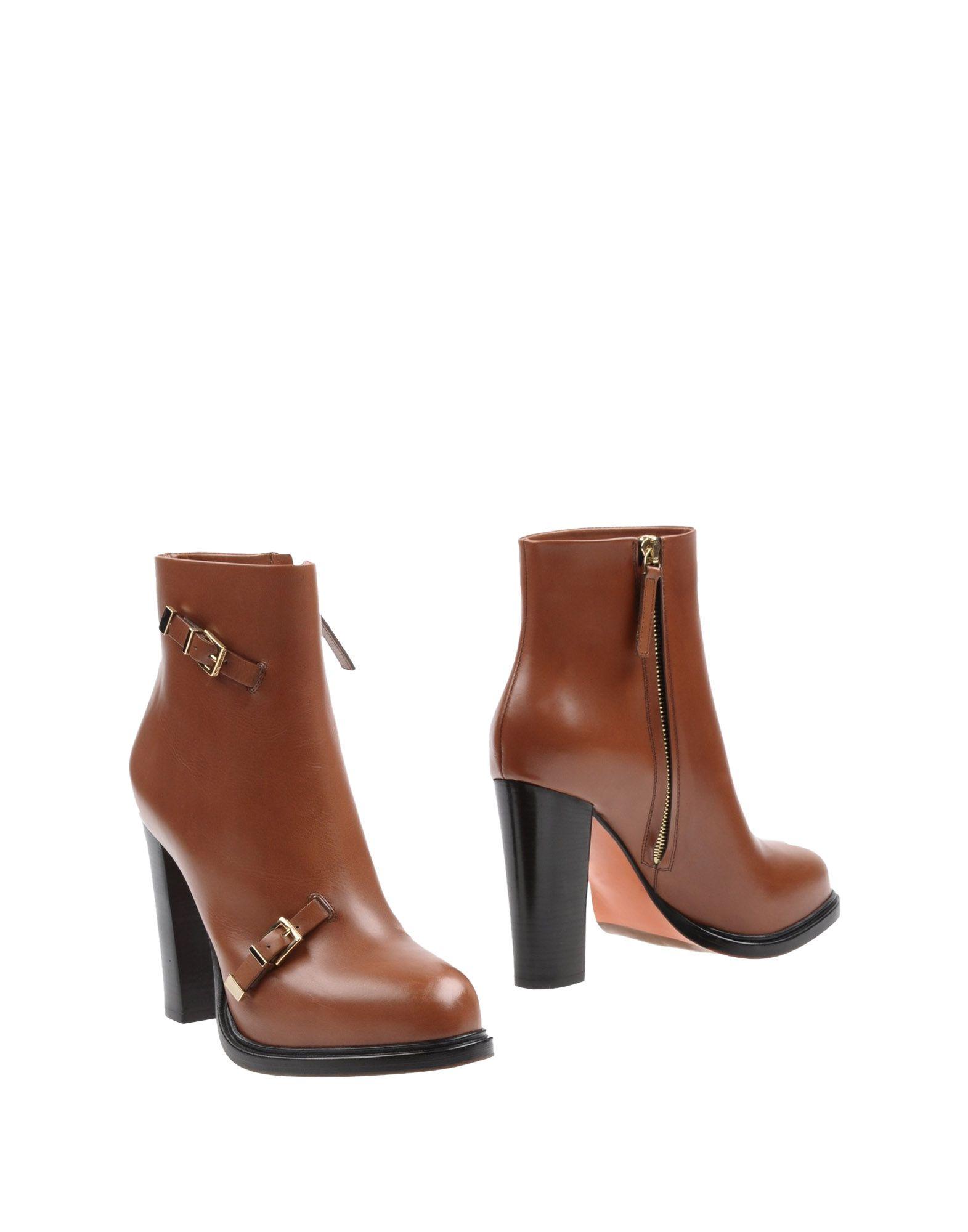 купить SANTONI ROSE Полусапоги и высокие ботинки дешево