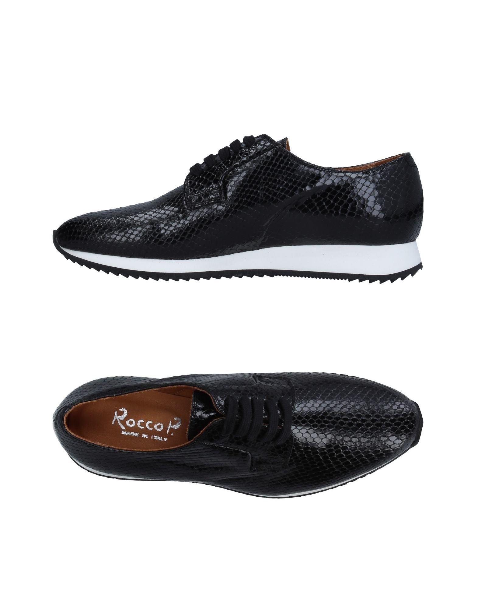 купить ROCCO P. Низкие кеды и кроссовки дешево
