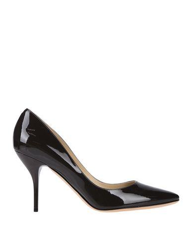 Фото - Женские туфли  темно-коричневого цвета