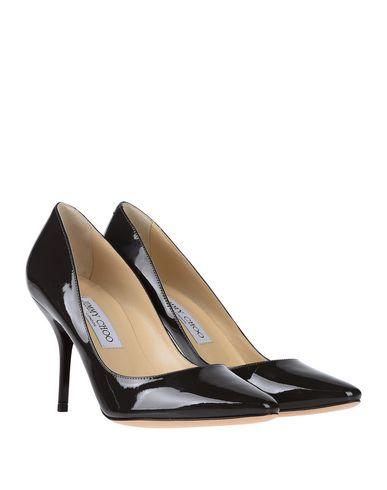 Фото 2 - Женские туфли  темно-коричневого цвета