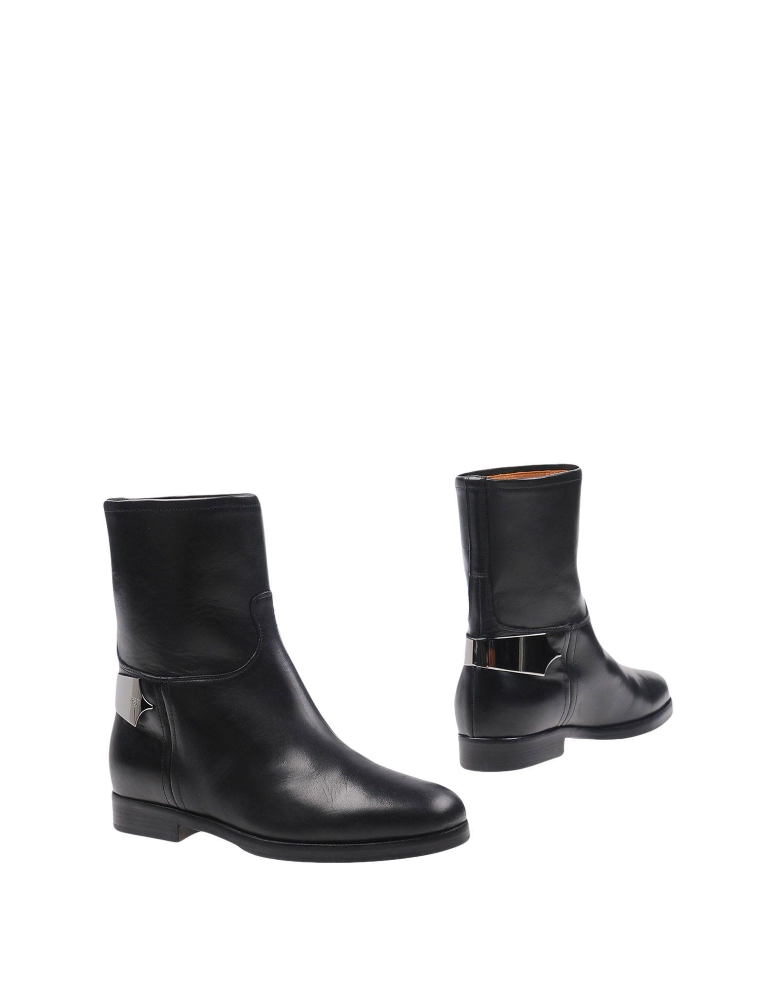 EMPORIO ARMANI Полусапоги и высокие ботинки armani junior полусапоги и высокие ботинки
