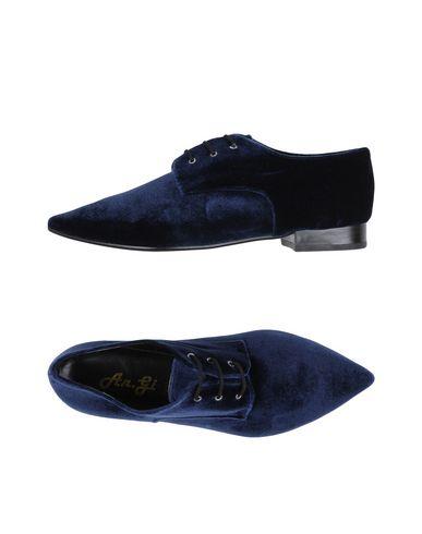 Обувь на шнурках от AN.GI