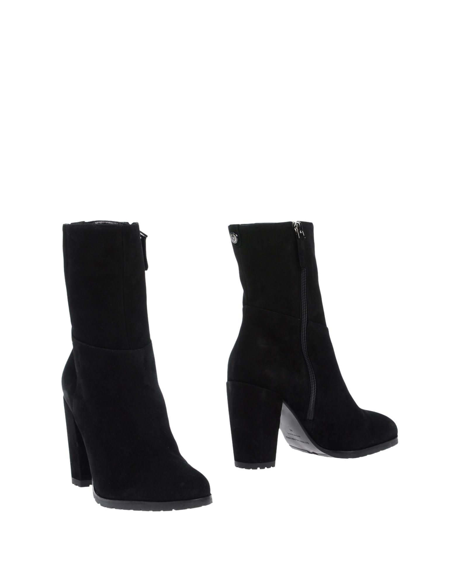 EMPORIO ARMANI Полусапоги и высокие ботинки цены онлайн