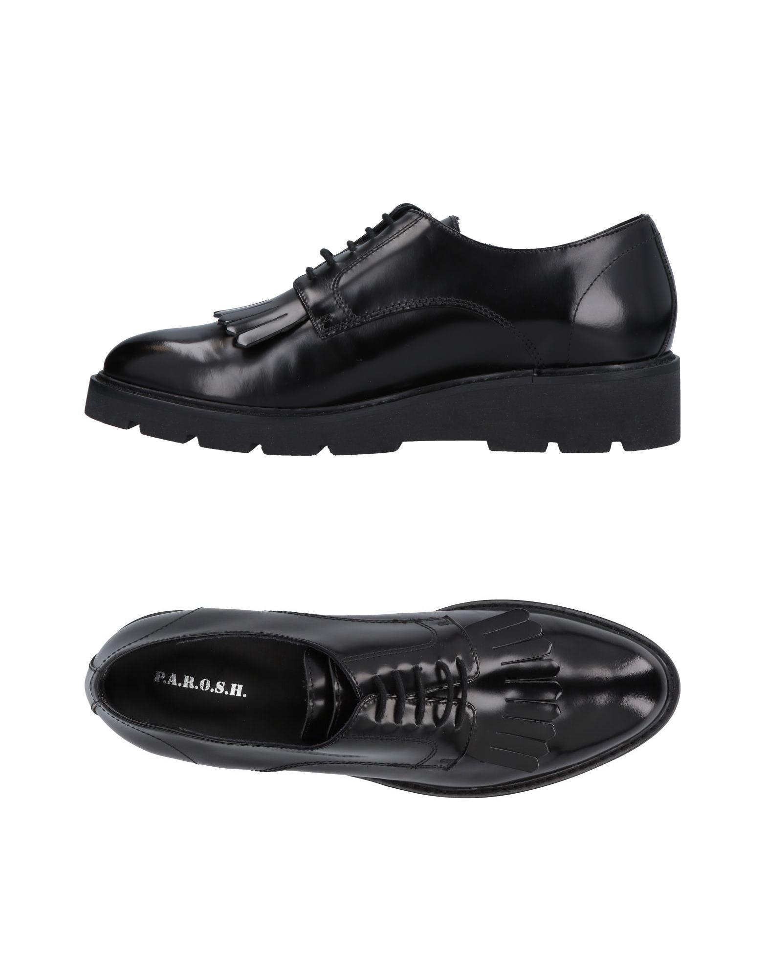 P.A.R.O.S.H. Обувь на шнурках обувь shoiberg