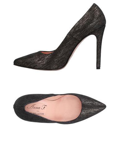 Фото - Женские туфли ANNA F. черного цвета
