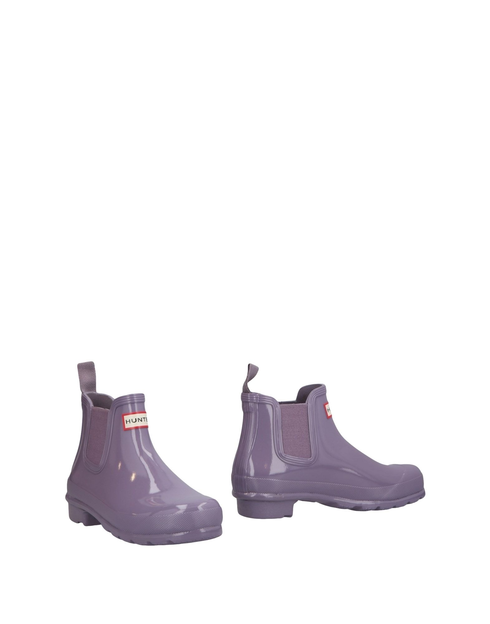 HUNTER Полусапоги и высокие ботинки