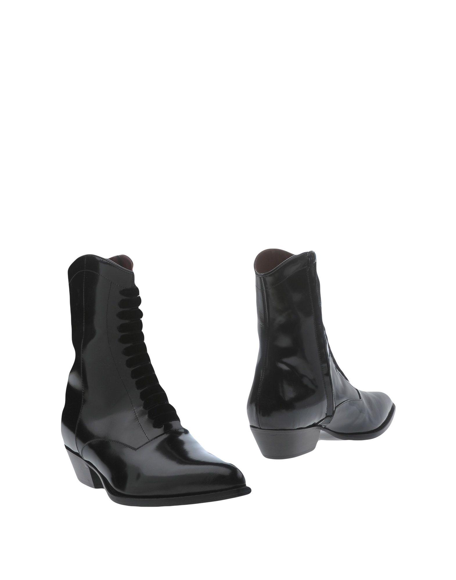 PHILOSOPHY di LORENZO SERAFINI Полусапоги и высокие ботинки цены онлайн