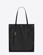 SAINT LAURENT Noe D Shopping bag NOE SAINT LAURENT nera in pelle moroder f