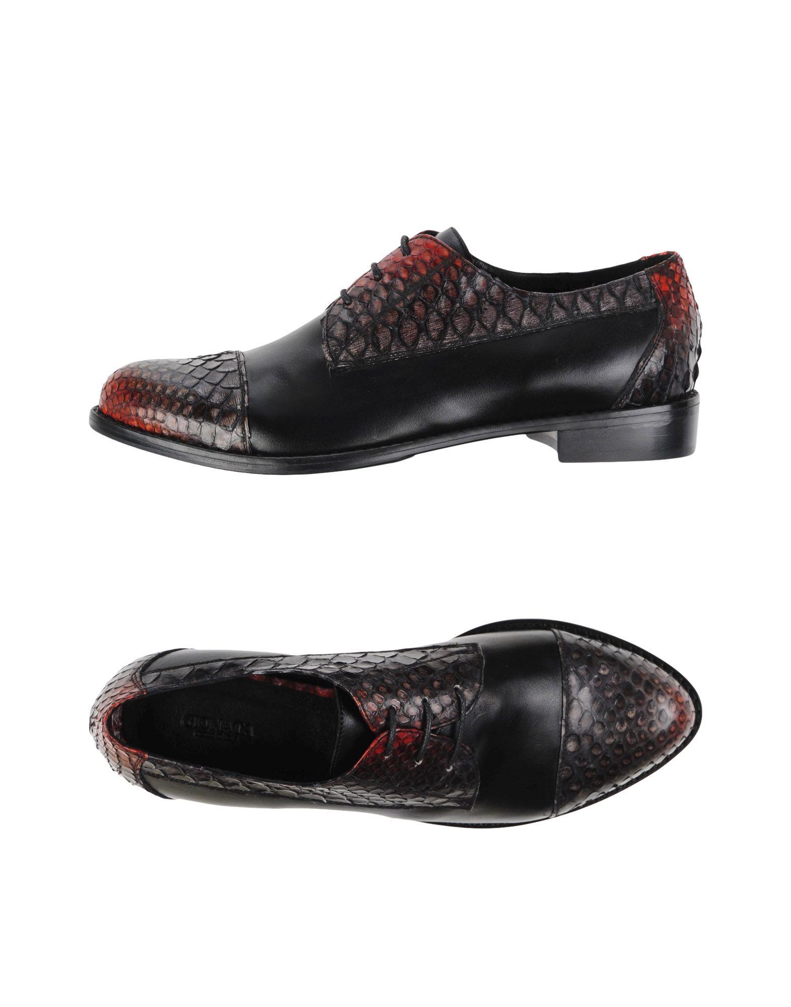 где купить  GIONATA Обувь на шнурках  по лучшей цене