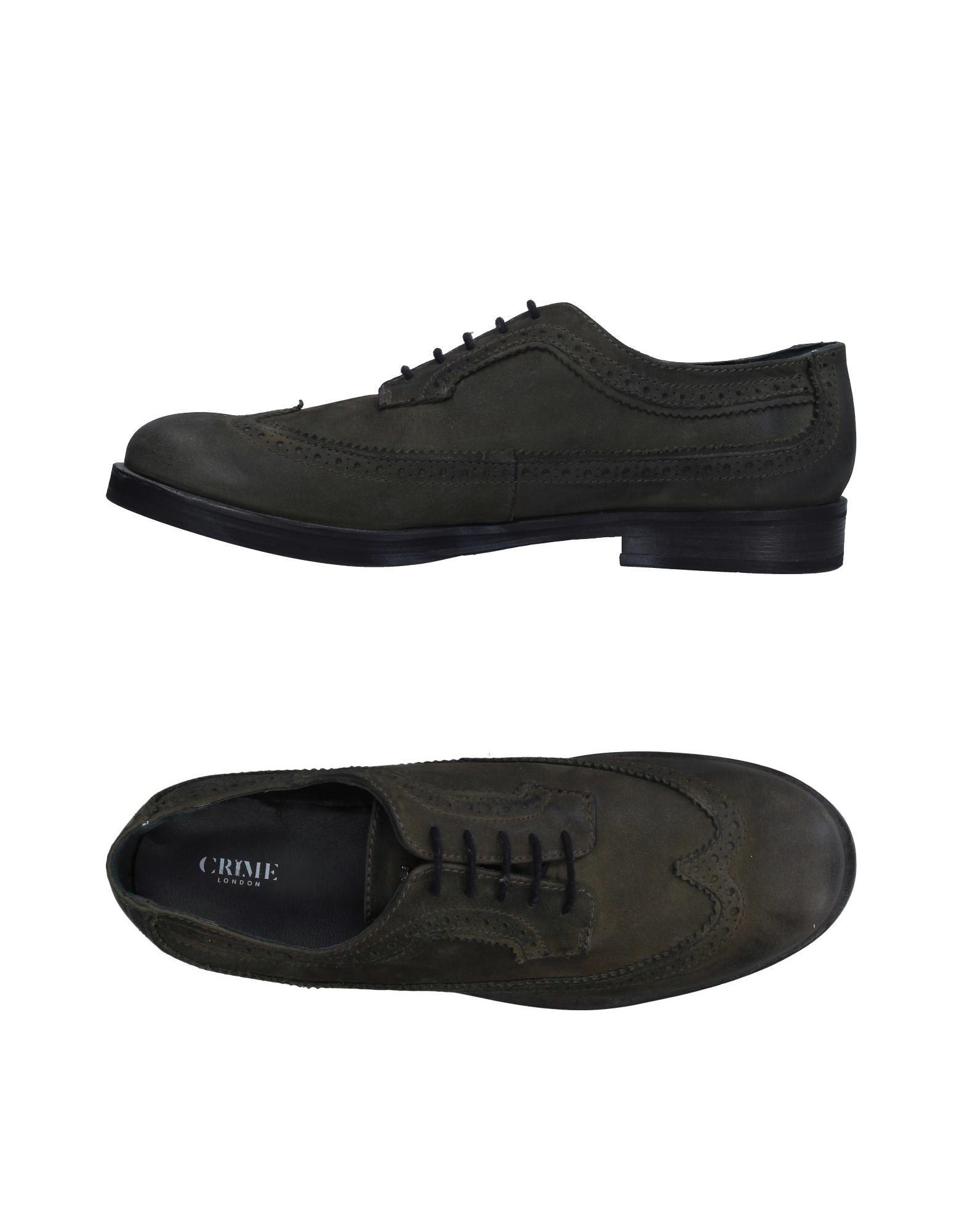 цена  CRIME London Обувь на шнурках  онлайн в 2017 году