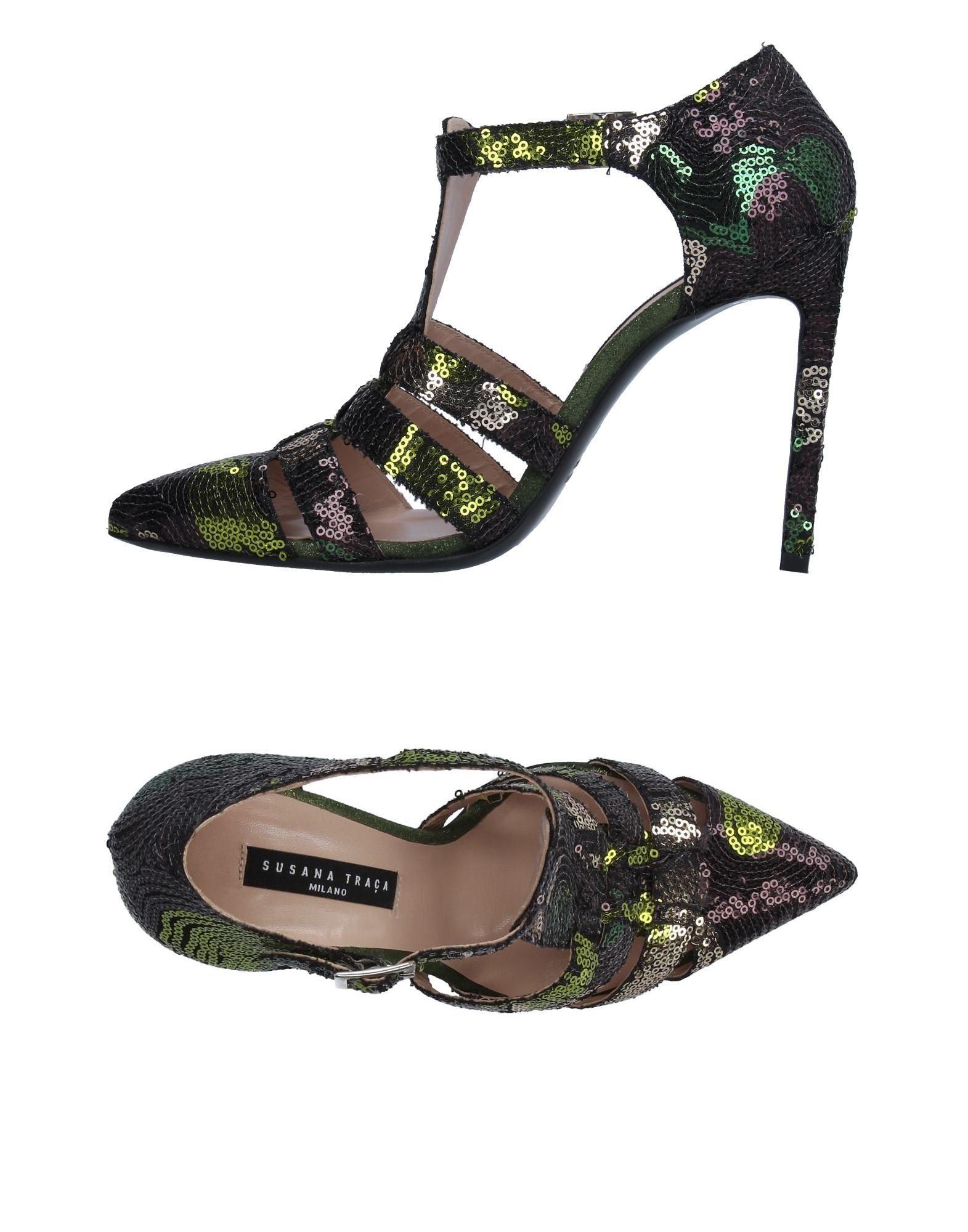 где купить  SUSANA TRACA Туфли  по лучшей цене