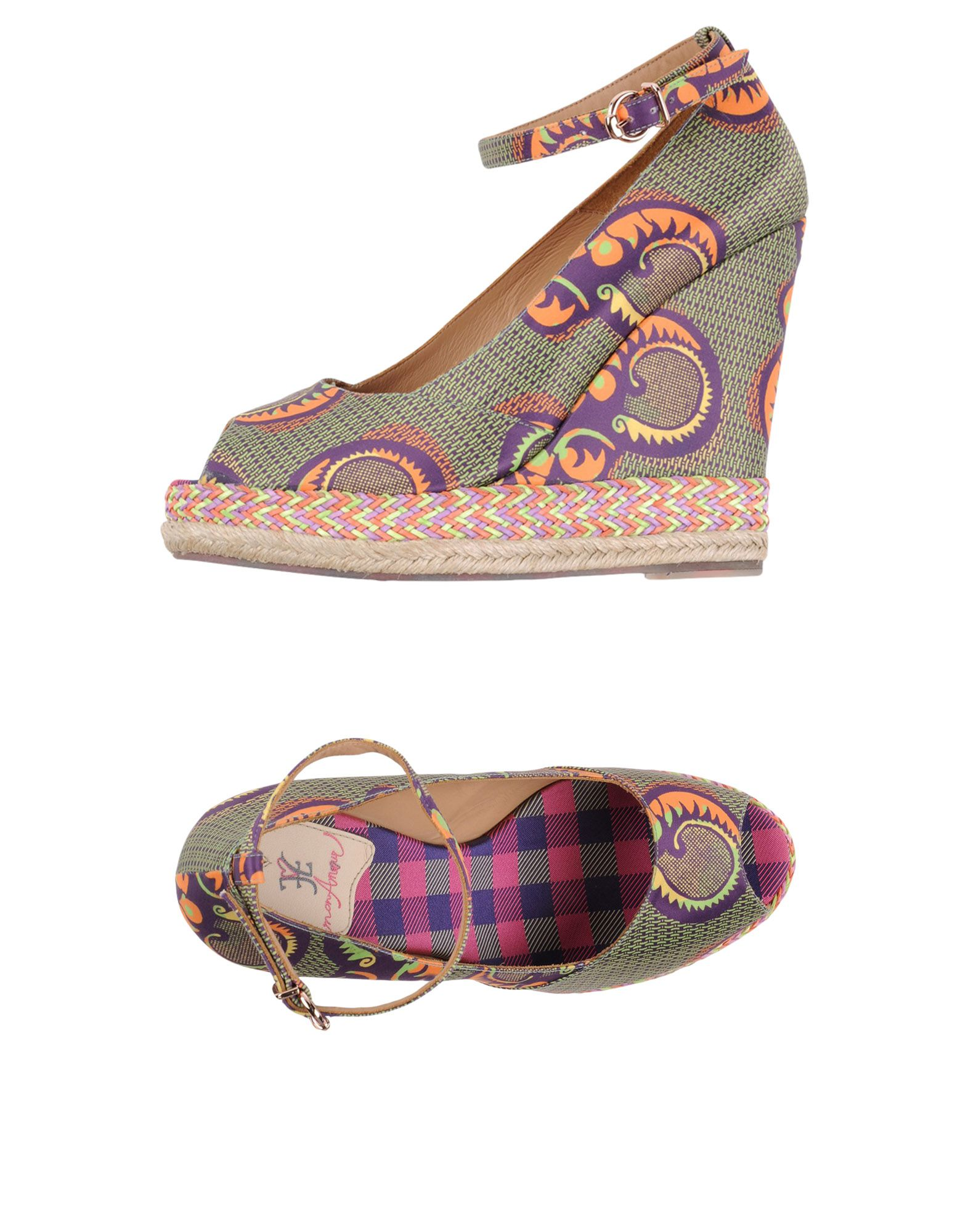 MON AMOUR Туфли цены онлайн