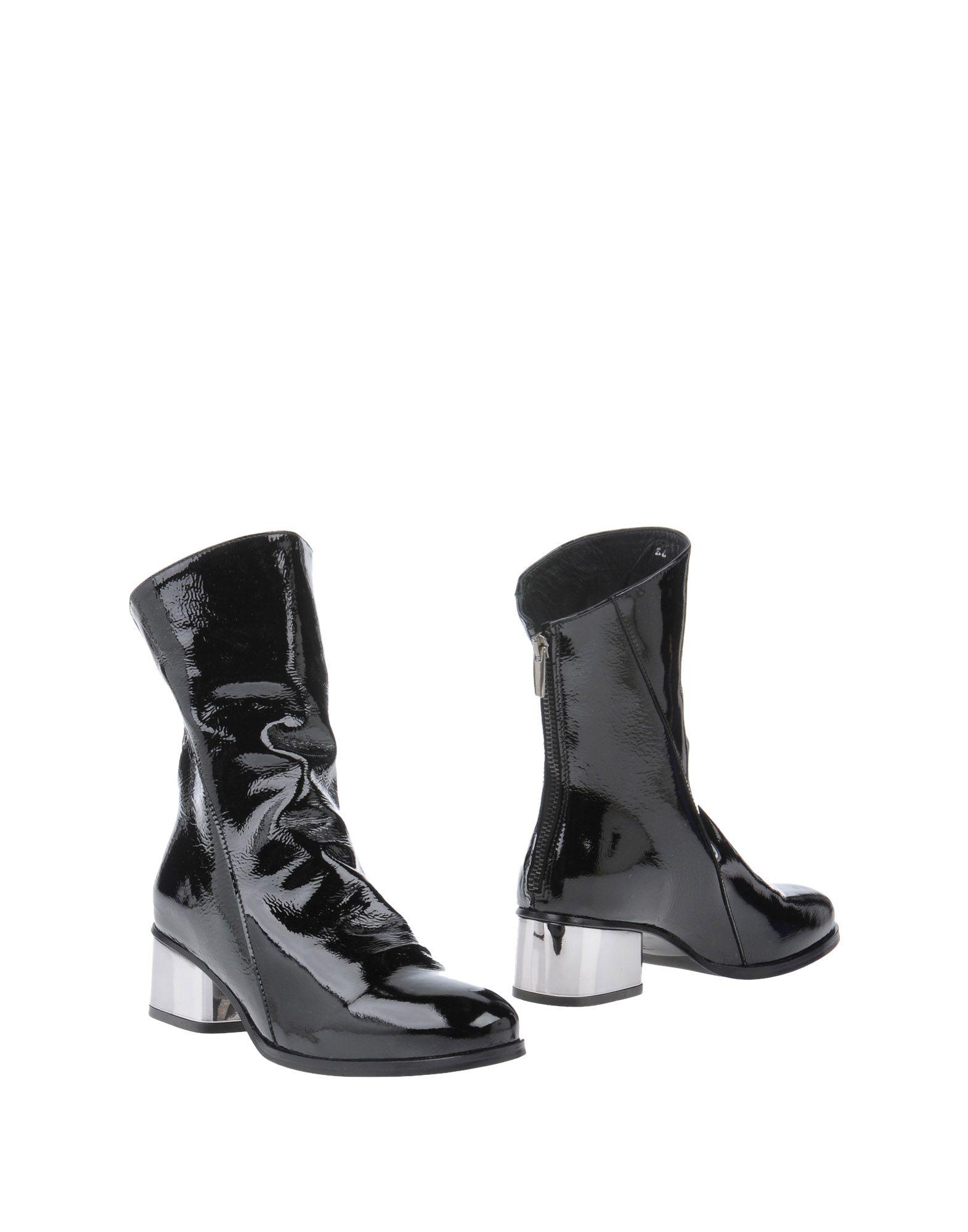 купить GAIA BARDELLI Полусапоги и высокие ботинки дешево