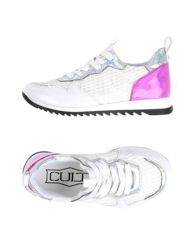 Низкие кеды и кроссовки от CULT