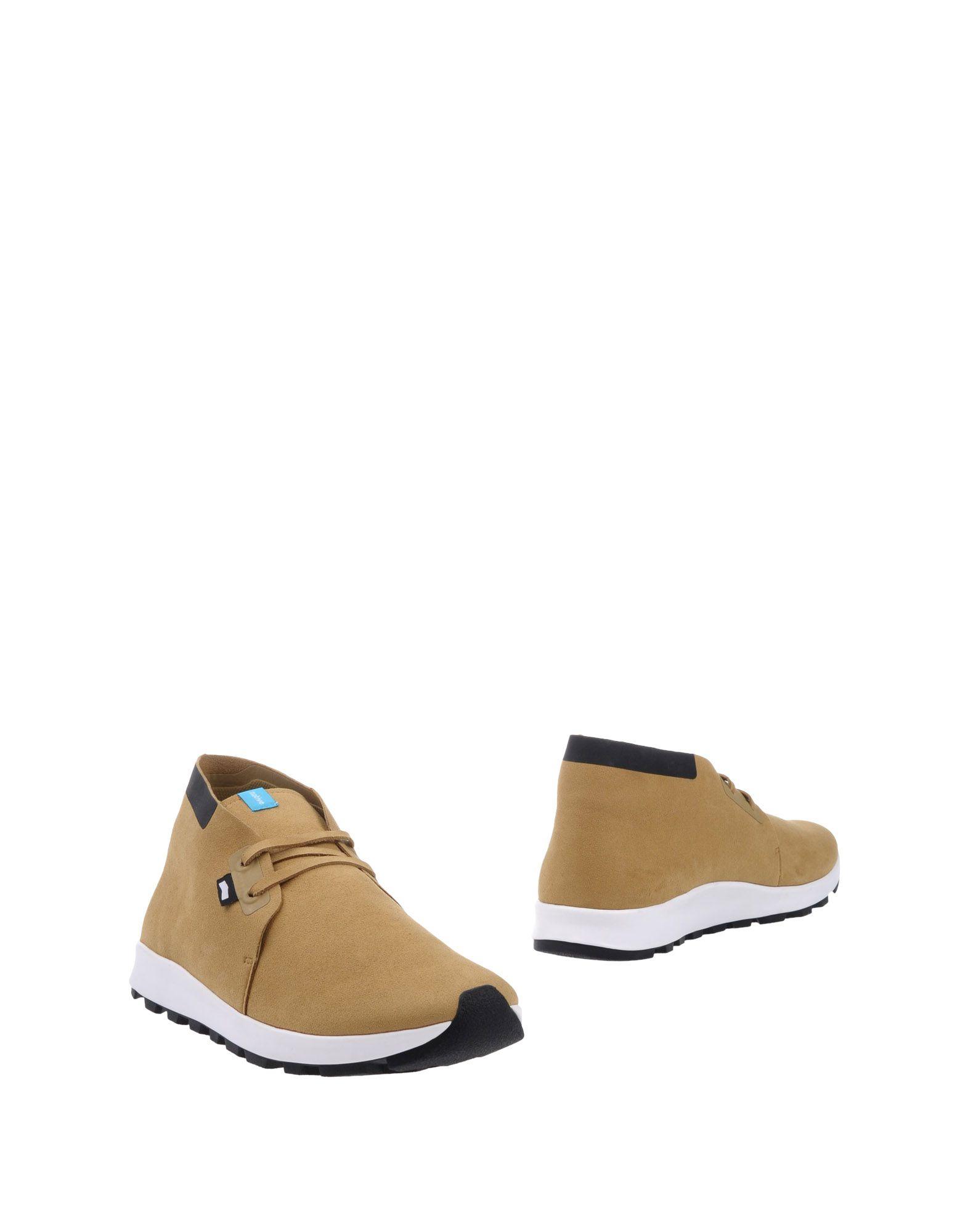 NATIVE Полусапоги и высокие ботинки ботинки native native na723amxna37
