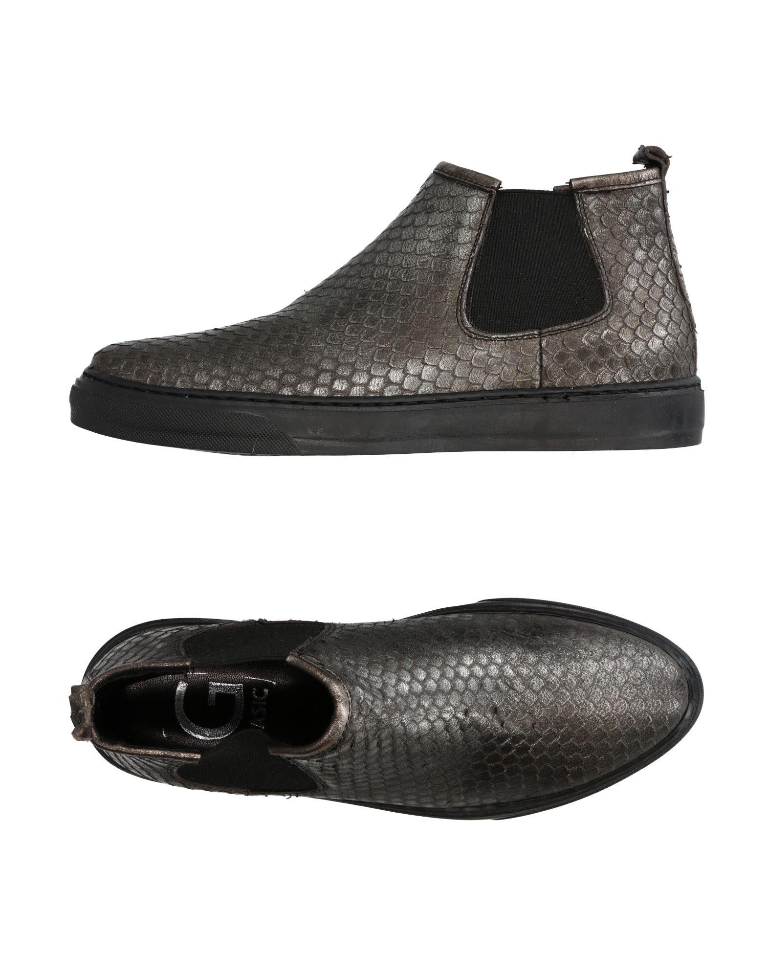 G BASIC Высокие кеды и кроссовки pierre hardy высокие кеды и кроссовки