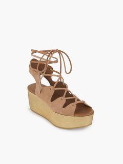 Sandales compensées Liana