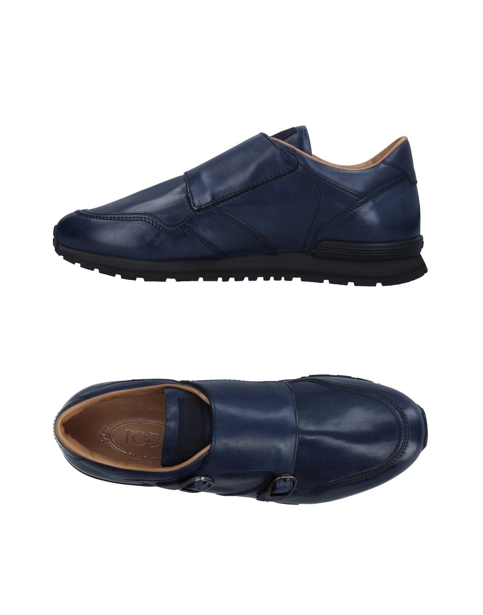 brooks низкие кеды и кроссовки TOD'S Низкие кеды и кроссовки