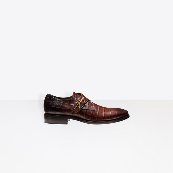 City Evening Monk Strap