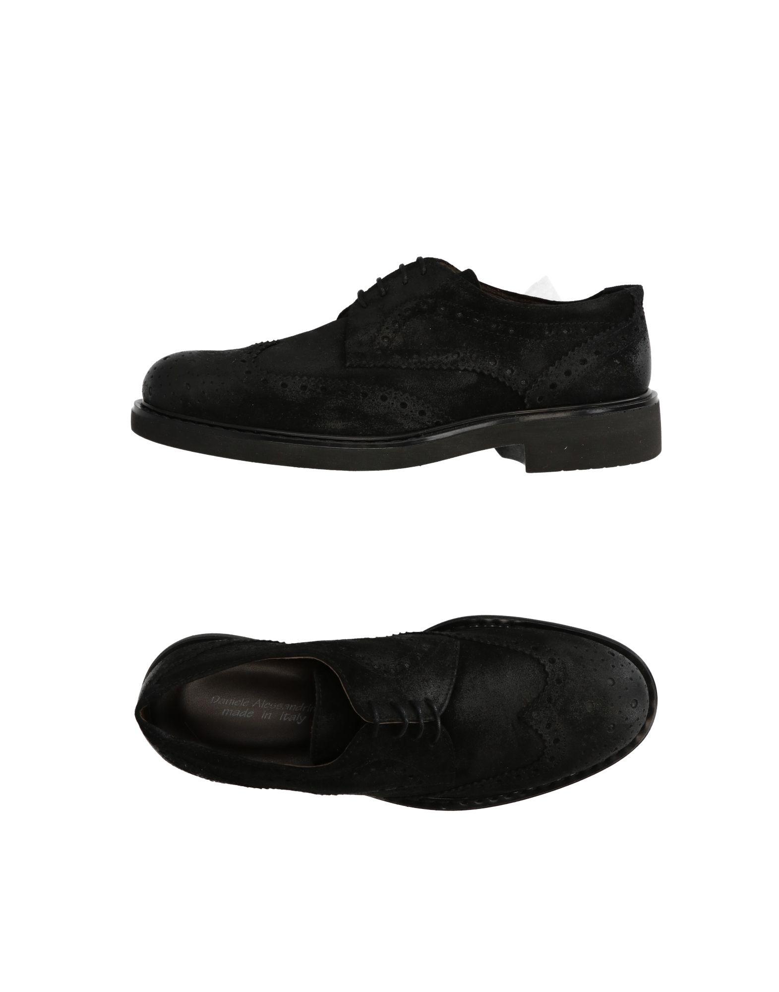 DANIELE ALESSANDRINI Обувь на шнурках daniele michetti daniele michetti ботильоны женские 134