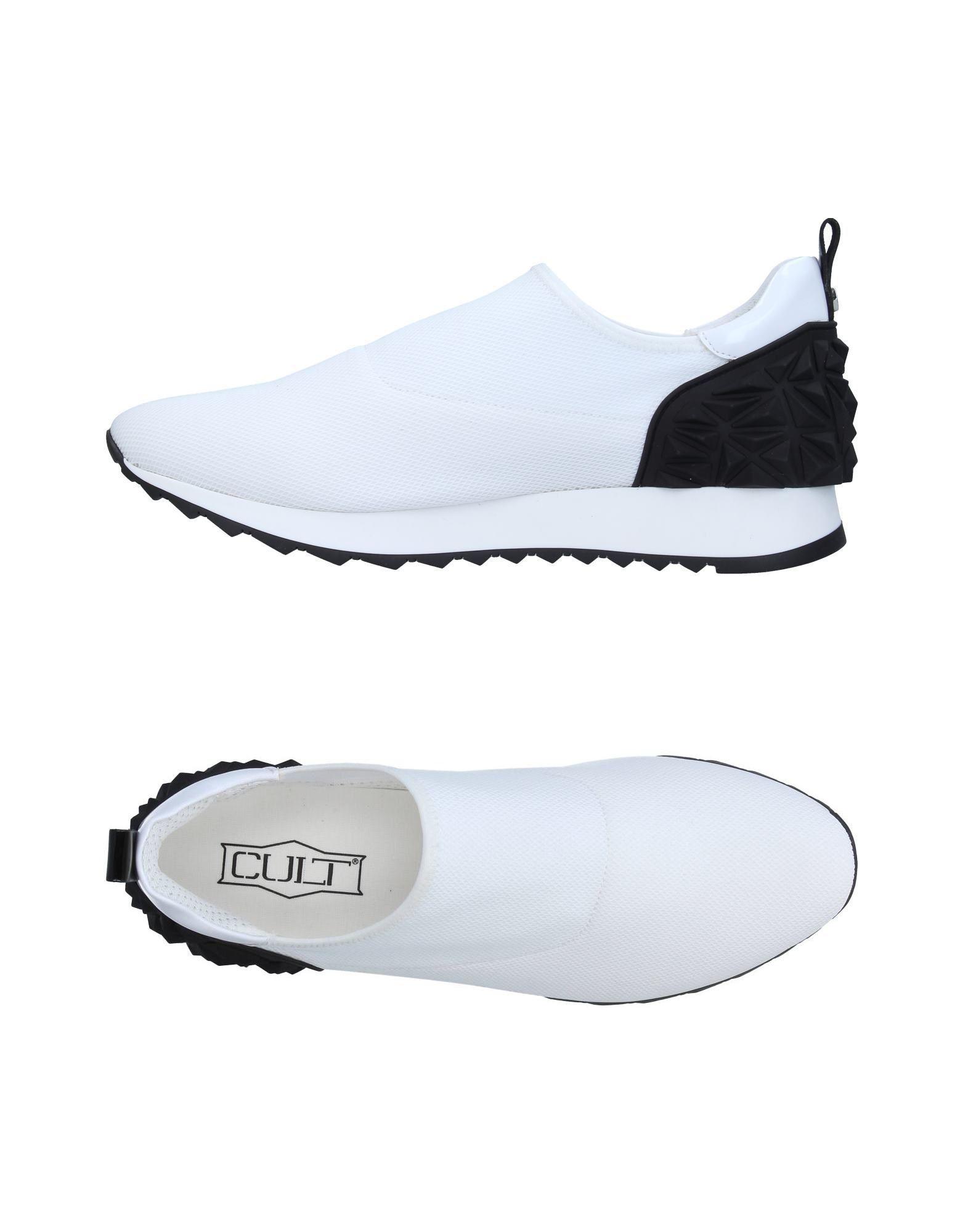 CULT Низкие кеды и кроссовки pierre hardy низкие кеды и кроссовки