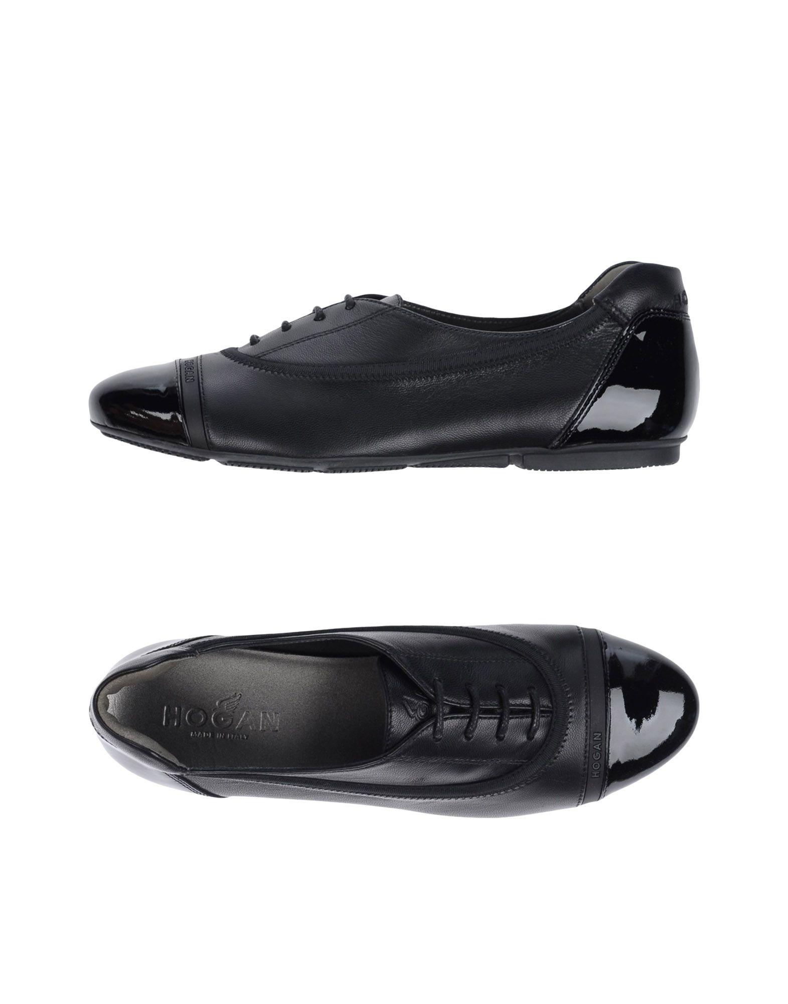 Фото HOGAN Обувь на шнурках. Купить с доставкой