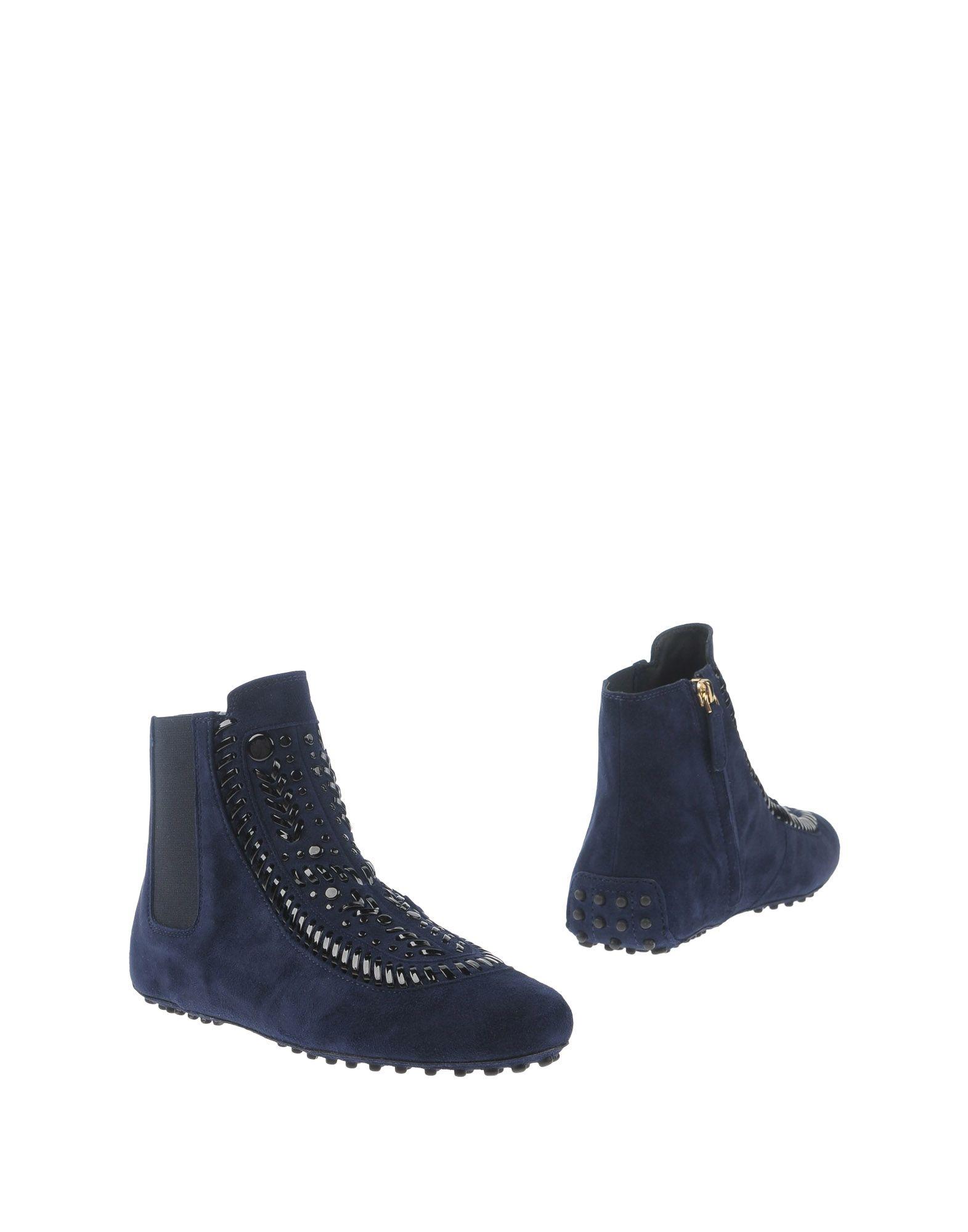 TOD'S Полусапоги и высокие ботинки купить футбольную форму челси торрес