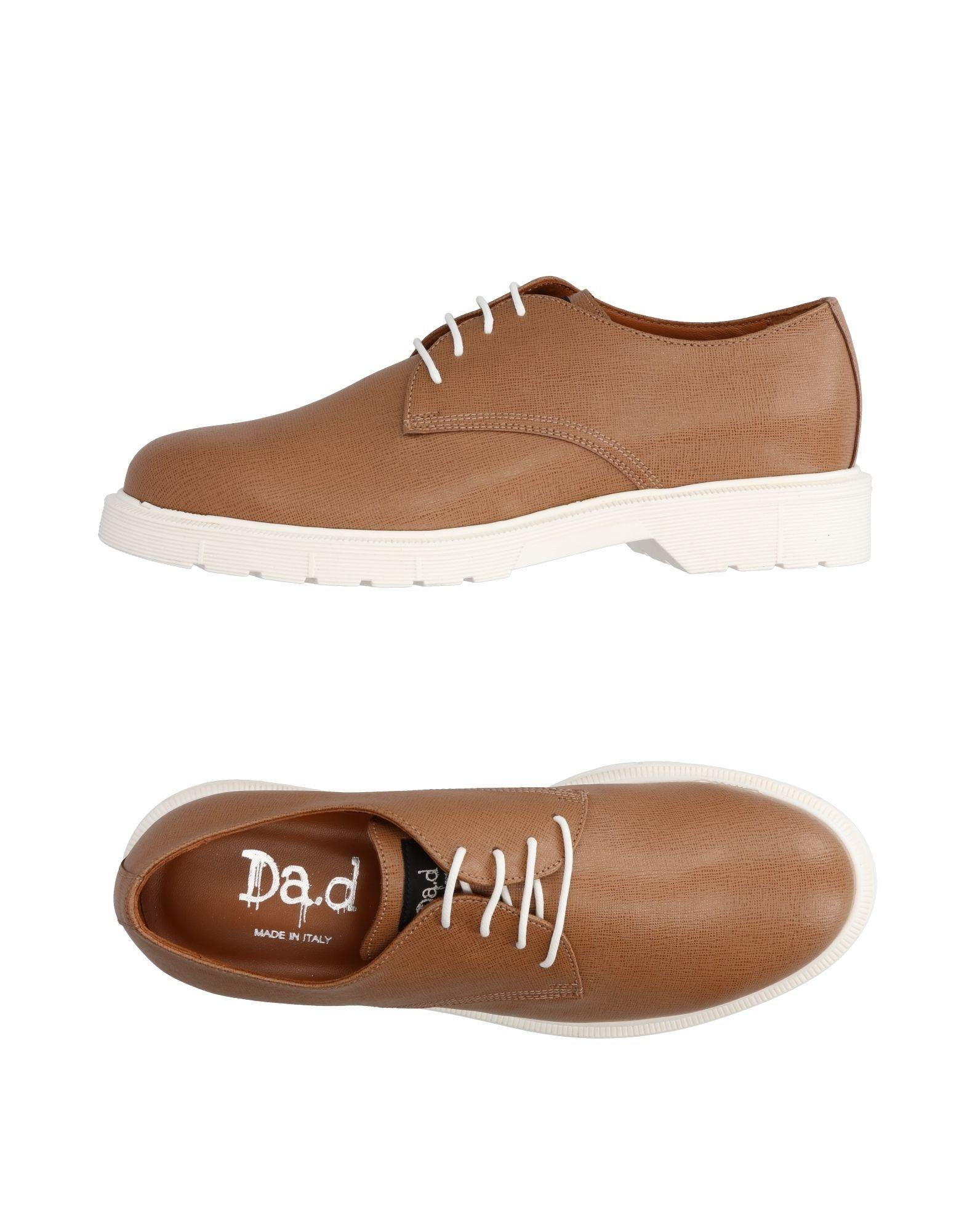 Фото - DA.D Обувь на шнурках обувь на высокой платформе dkny