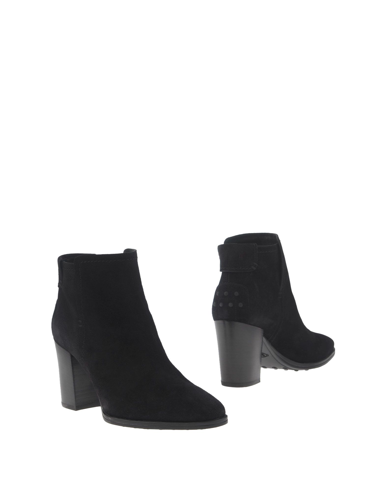 ФОТО tod's Полусапоги и высокие ботинки