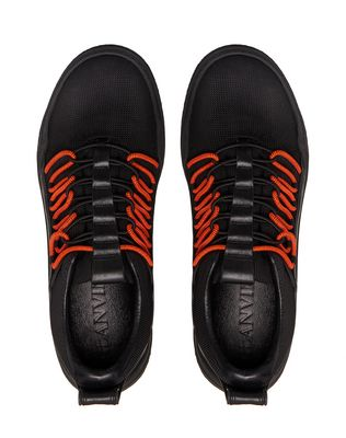 LANVIN ELASTIC DIVING SNEAKER Sneakers U a