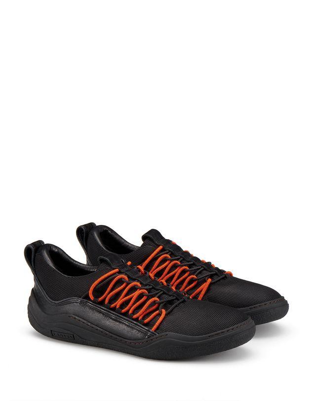 LANVIN ELASTIC DIVING SNEAKER Sneakers U r