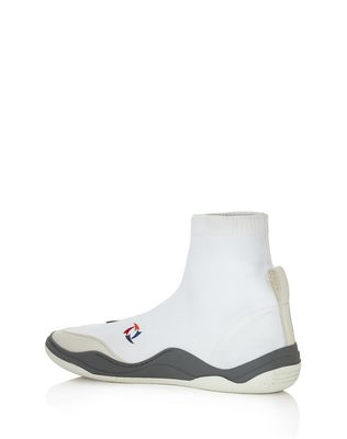 LANVIN HIGH-TOP DIVING SNEAKER Sneakers U d