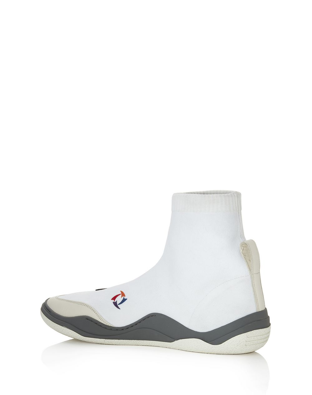 HIGH-TOP DIVING SNEAKER - Lanvin