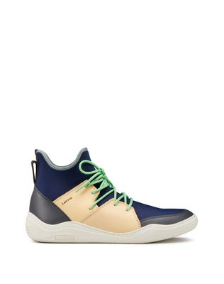 LANVIN Sneakers U MID-TOP DIVING SNEAKER F