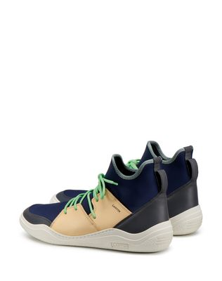 LANVIN HIGH-TOP-SNEAKERS DIVING Sneakers U d