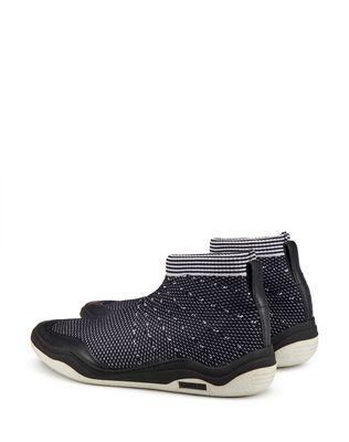 LANVIN MID-TOP DIVING SNEAKER Sneakers U d