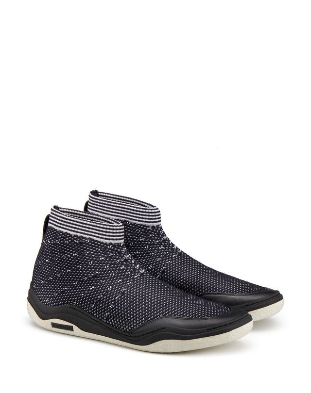 LANVIN MID-TOP DIVING SNEAKER Sneakers U r