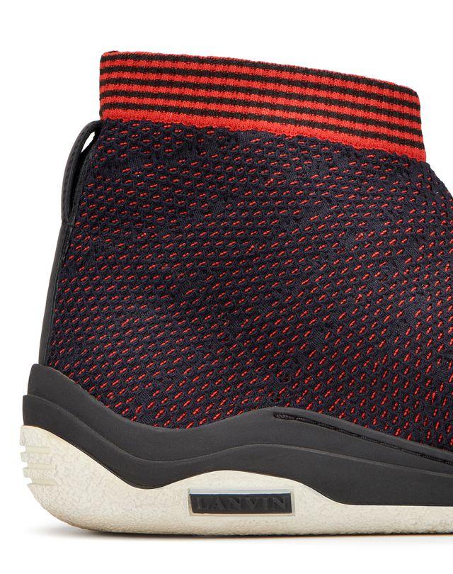 LANVIN MID-TOP DIVING SNEAKER Sneakers U e