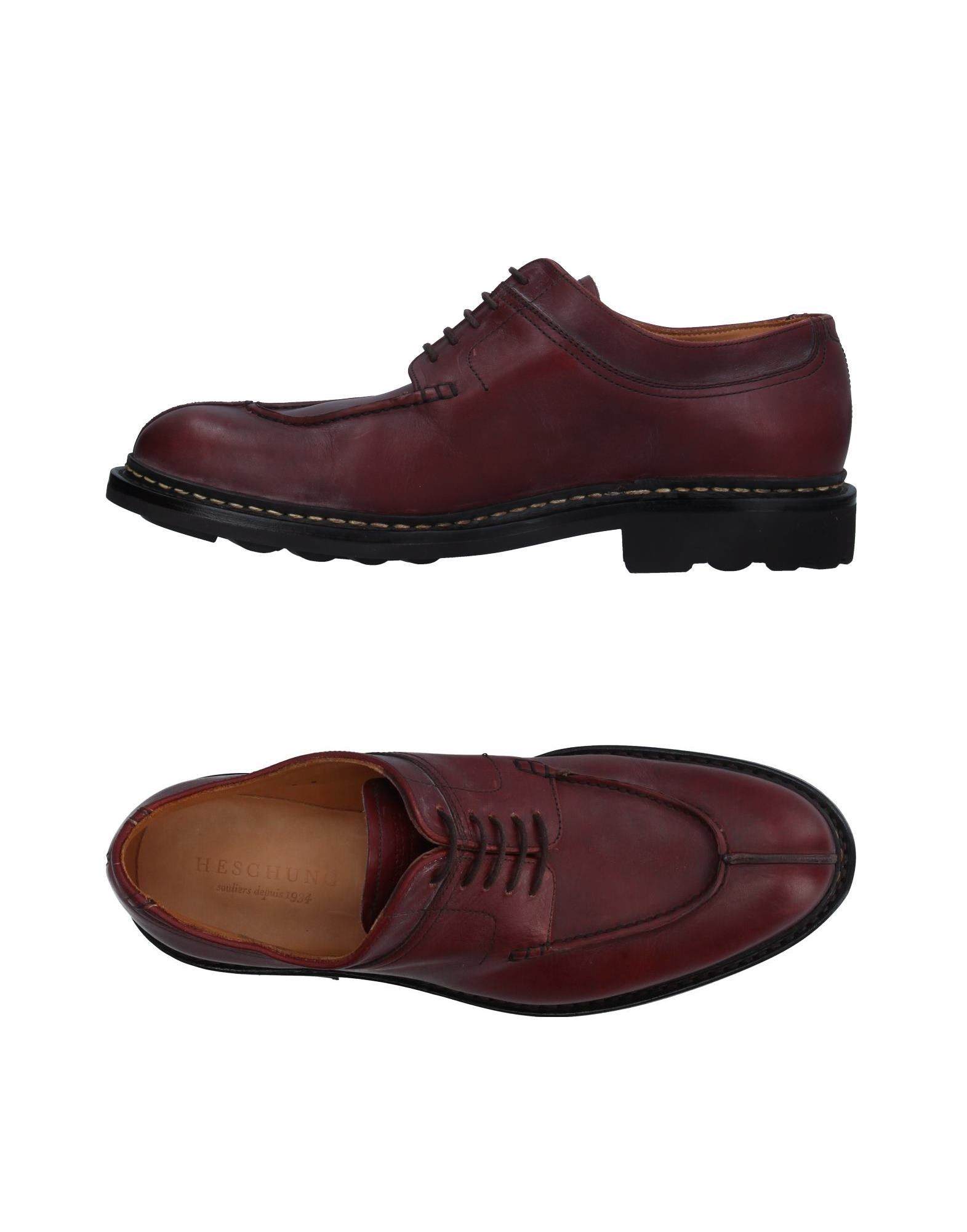 ATELIERS HESCHUNG Обувь на шнурках ateliers heschung x oamc обувь на шнурках