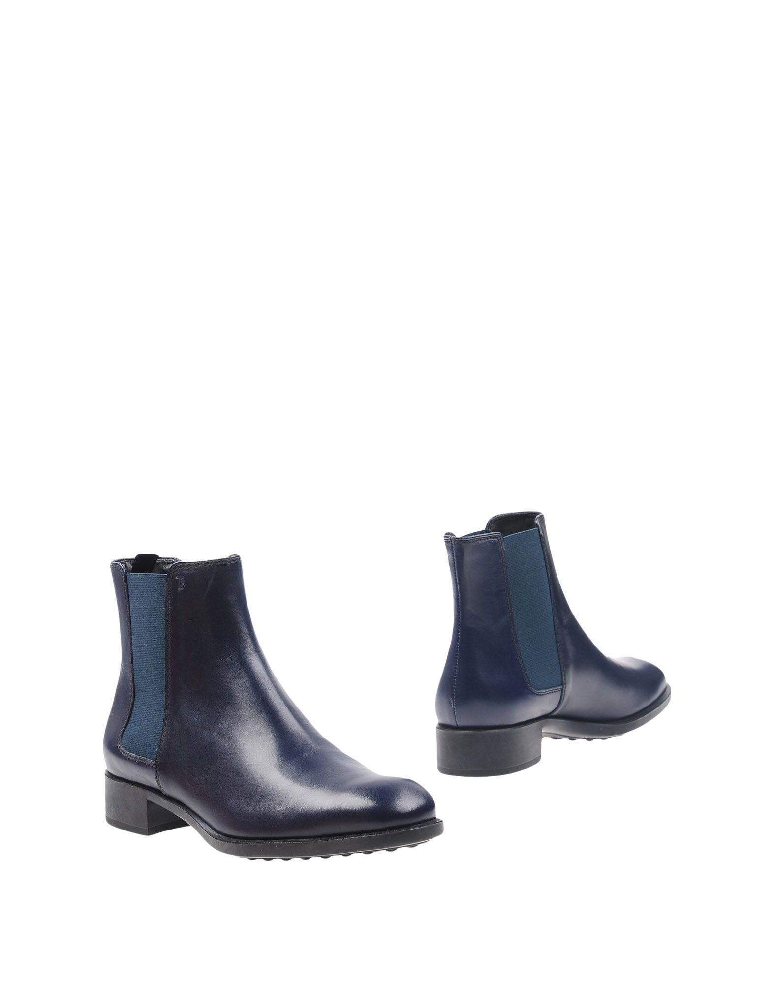 TOD'S Полусапоги и высокие ботинки sutor mantellassi полусапоги и высокие ботинки