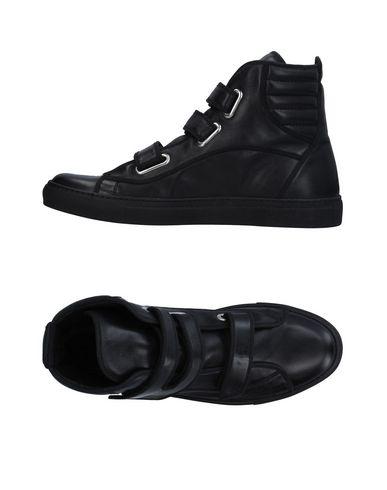 RAF SIMONS Высокие кеды и кроссовки raf simons x adidas низкие кеды и кроссовки