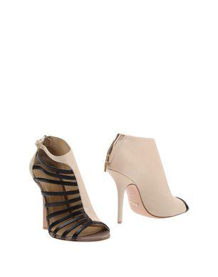 GREY MER Damen Ankle Boot Farbe Beige Größe 7