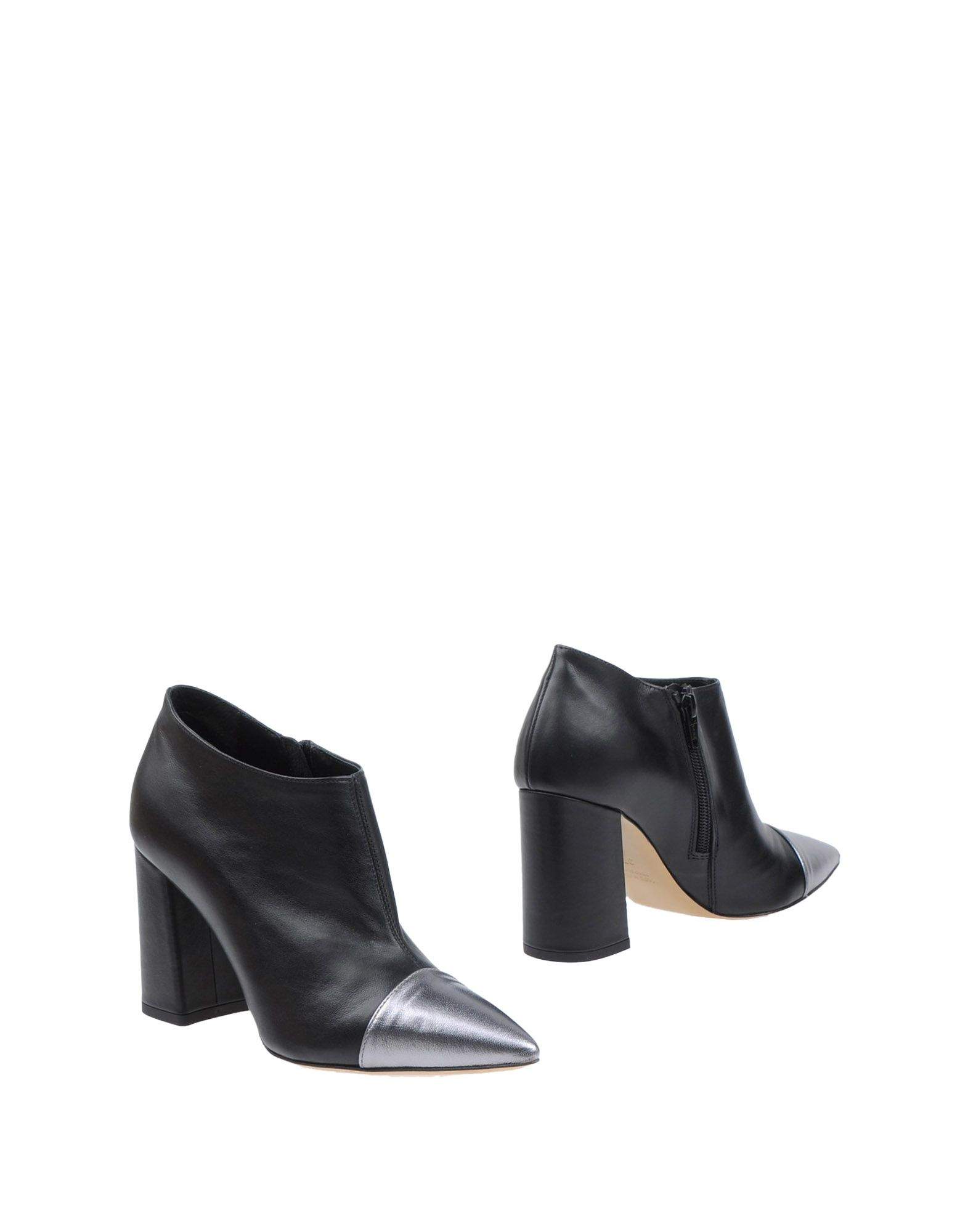 FAUZIAN JEUNESSE Damen Ankle Boot Farbe Schwarz Größe 9