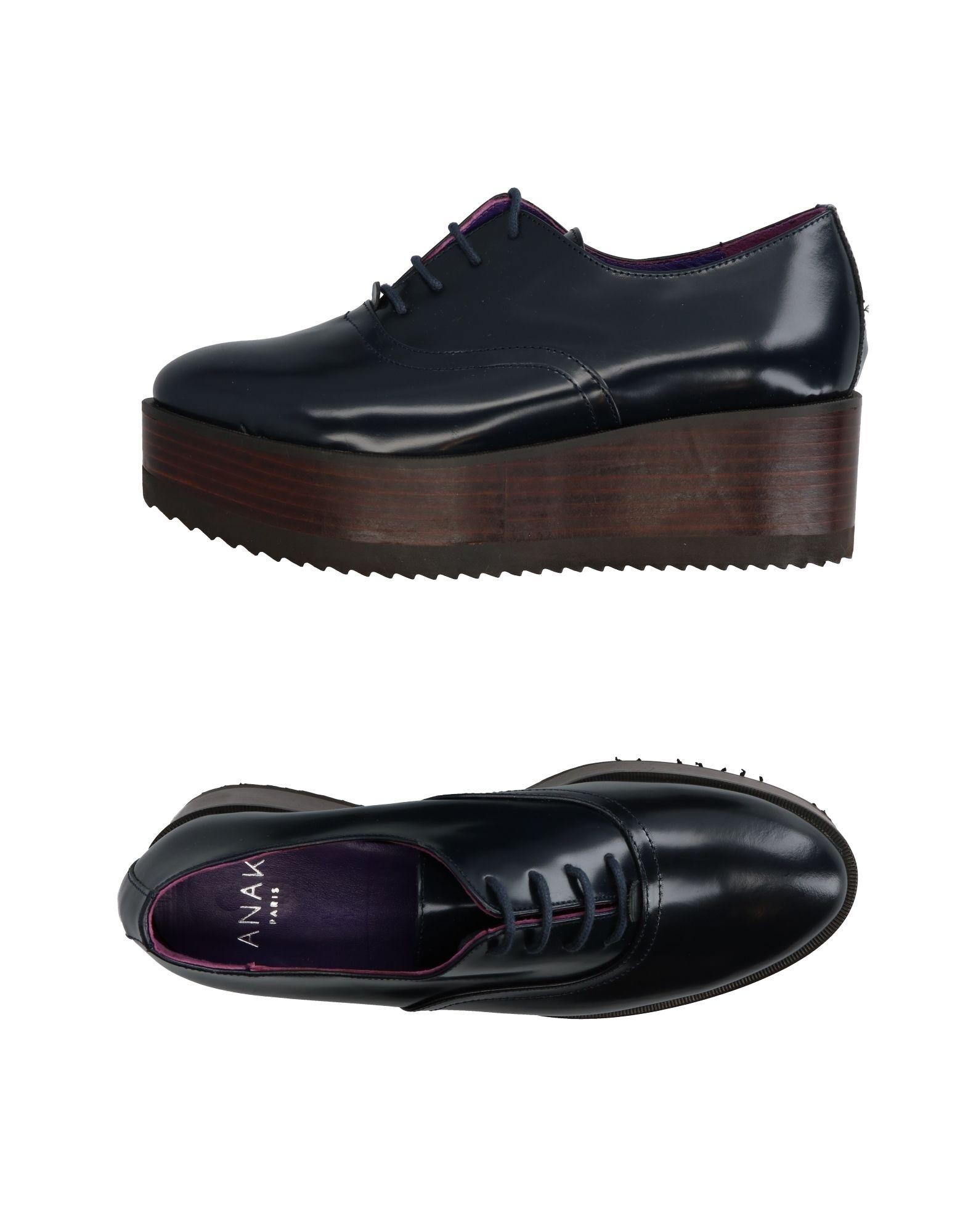 ANAKI Обувь на шнурках цены онлайн