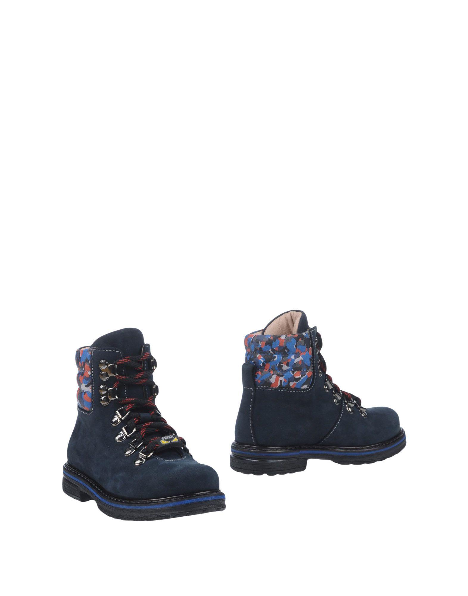 FENDI Полусапоги и высокие ботинки magazzini del sale полусапоги и высокие ботинки