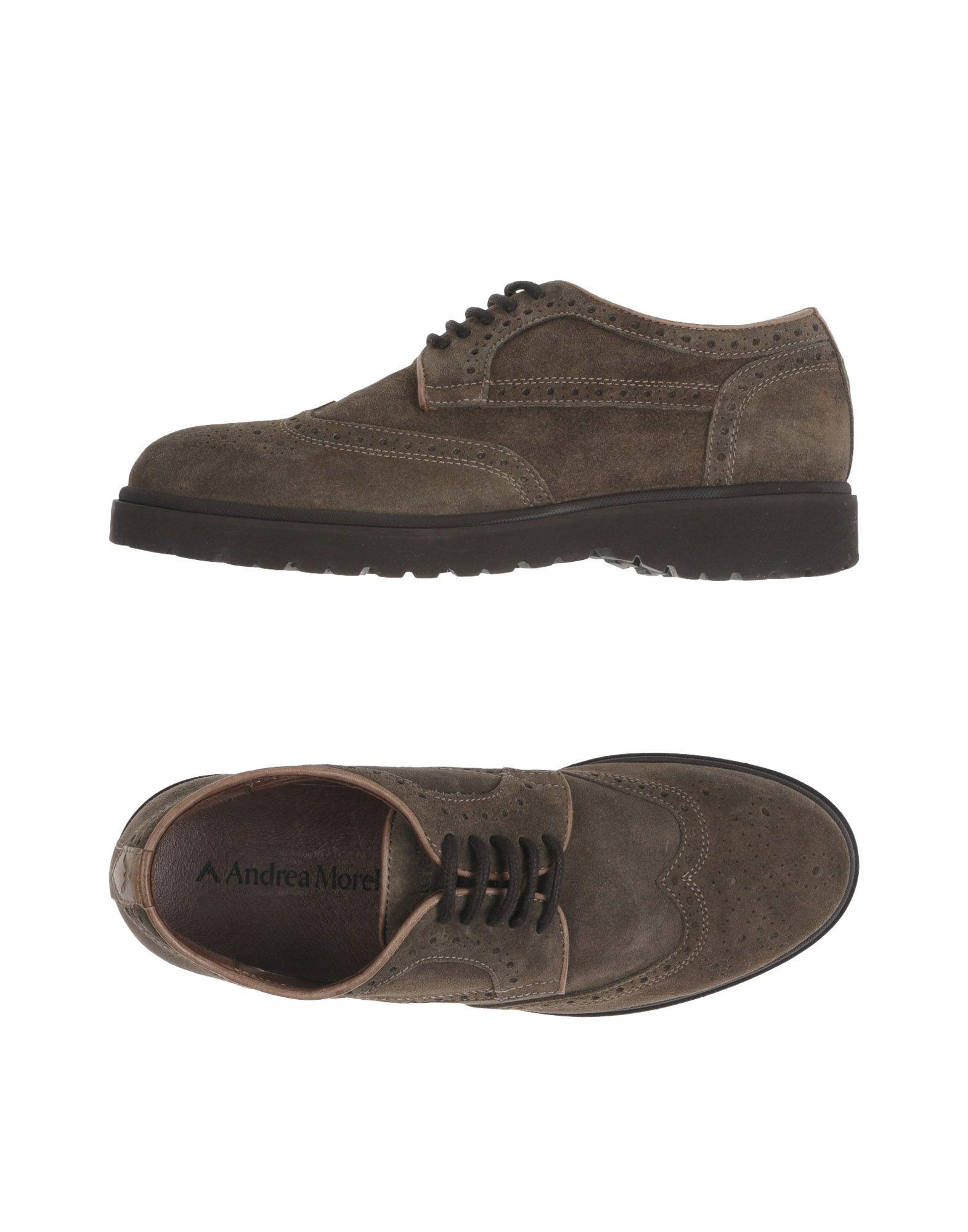 ANDREA MORELLI Обувь на шнурках цены онлайн