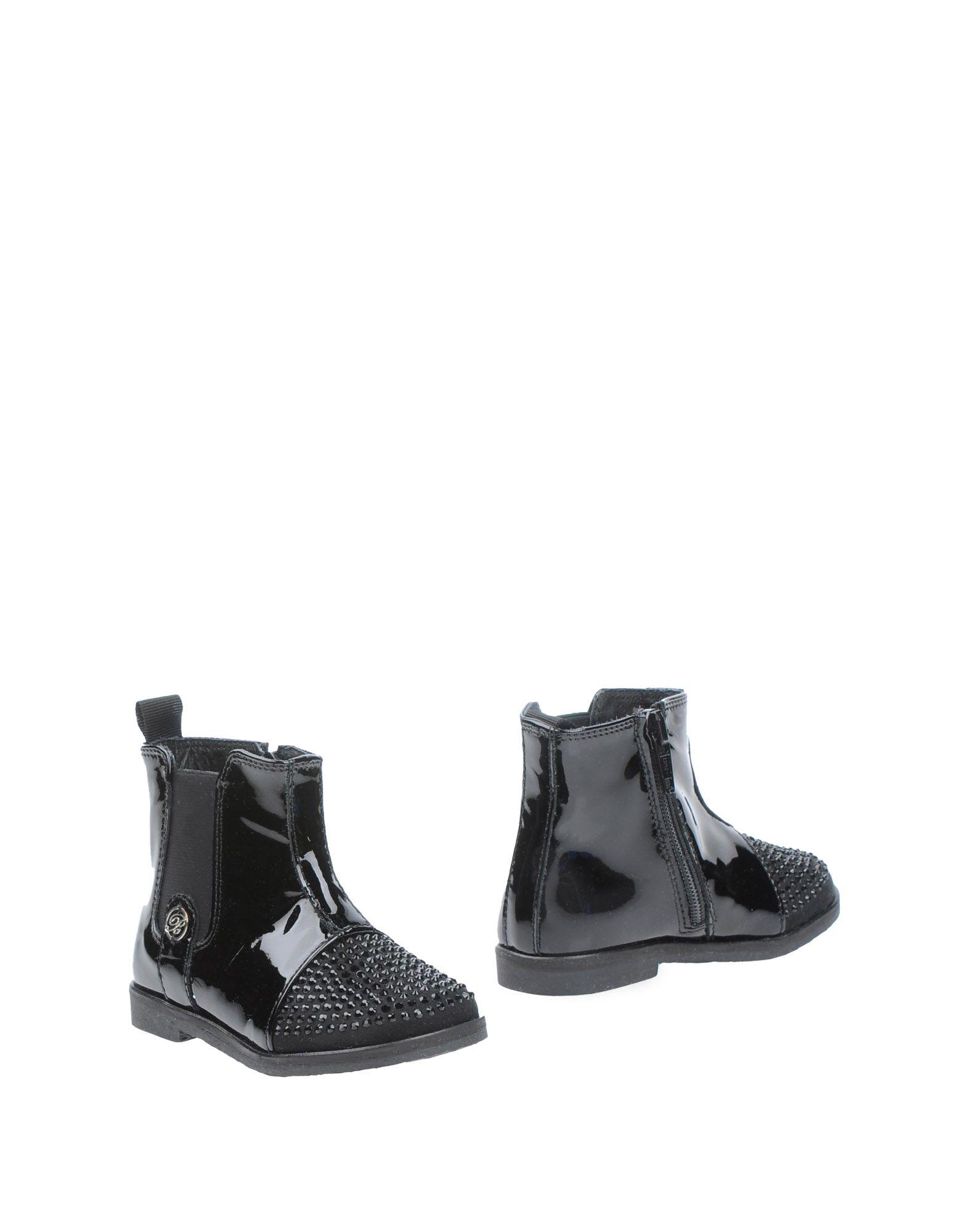 MISS BLUMARINE JEANS Полусапоги и высокие ботинки