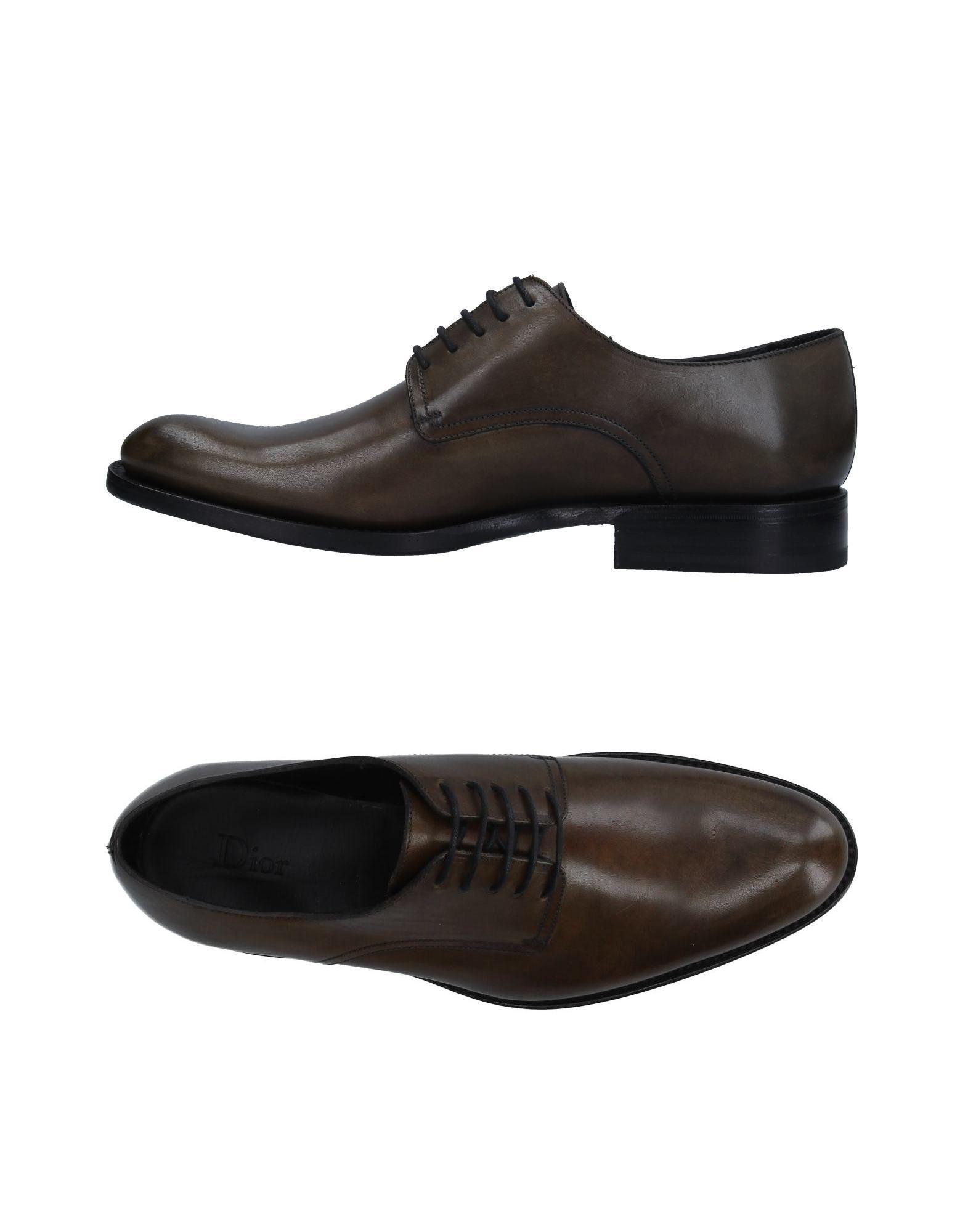 DIOR HOMME Обувь на шнурках dior dior дезодорант стик homme 75 г