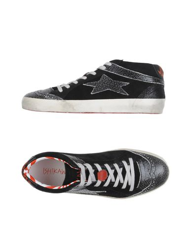 zapatillas ISHIKAWA Sneakers abotinadas hombre